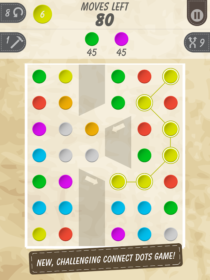 Dotster 2- screenshot