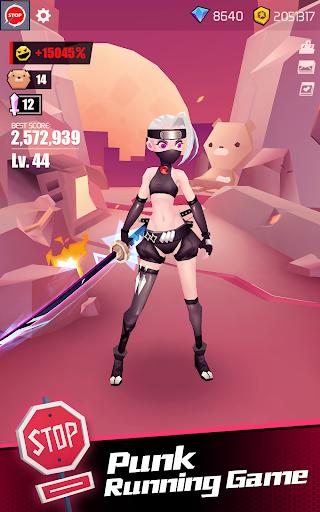 Slash & Girl - Joker World screenshots 13