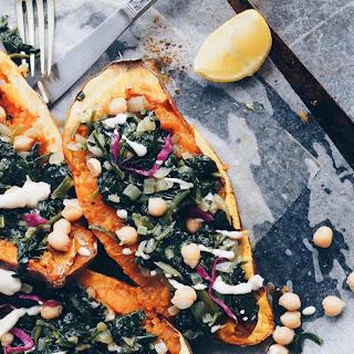 Sweet Potato Spinach Bake Recipes.