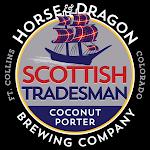 Horse & Dragon Scottish Tradesman Coconut Porter