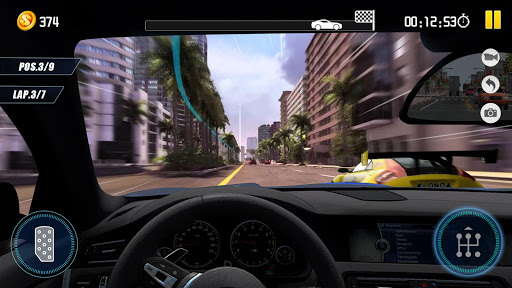Traffic Driving Simulation-Real car racing game 1.1.1 Cheat screenshots 3