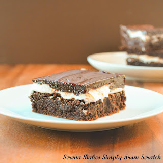 Cream De Menthe Brownies Recipes