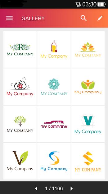 Logo Maker by DesignMantic screenshot 1