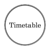 Timetable: a lovely scheduler
