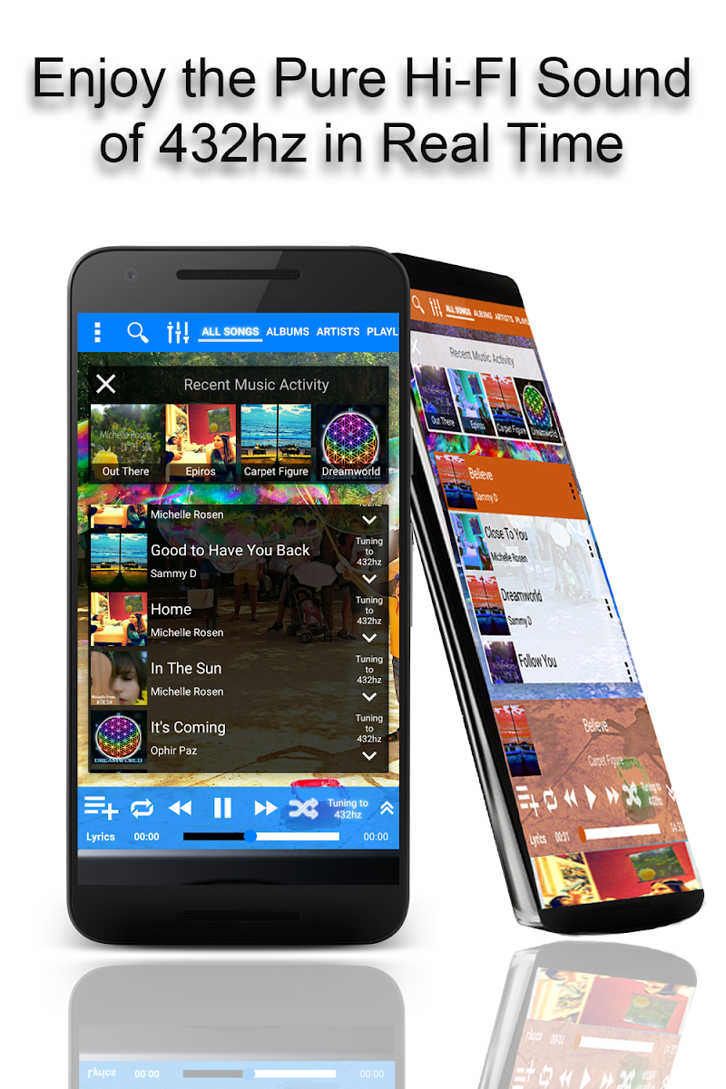 432 Player - Listen to Pure Music Like a Pro Screenshot 6