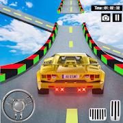 AR Racing Car Stunts- Mega Ramp Car Driving 2020