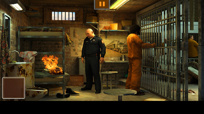 Prison Break: screenshot Alcatraz