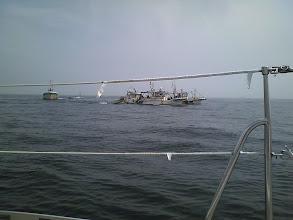 Photo: まき網漁もやっていました