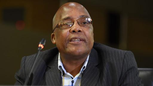 Home affairs minister Aaron Motsoaledi.