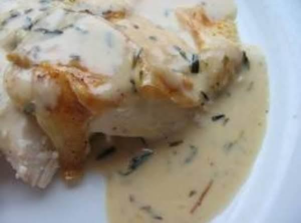 Creamy Tarragon Chicken Breasts