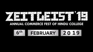 Zeitgeist – Hindu College