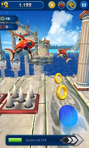 Sonic Dash  captures d'écran 4
