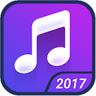 Colorful Music Player: Free Music & Radio icon