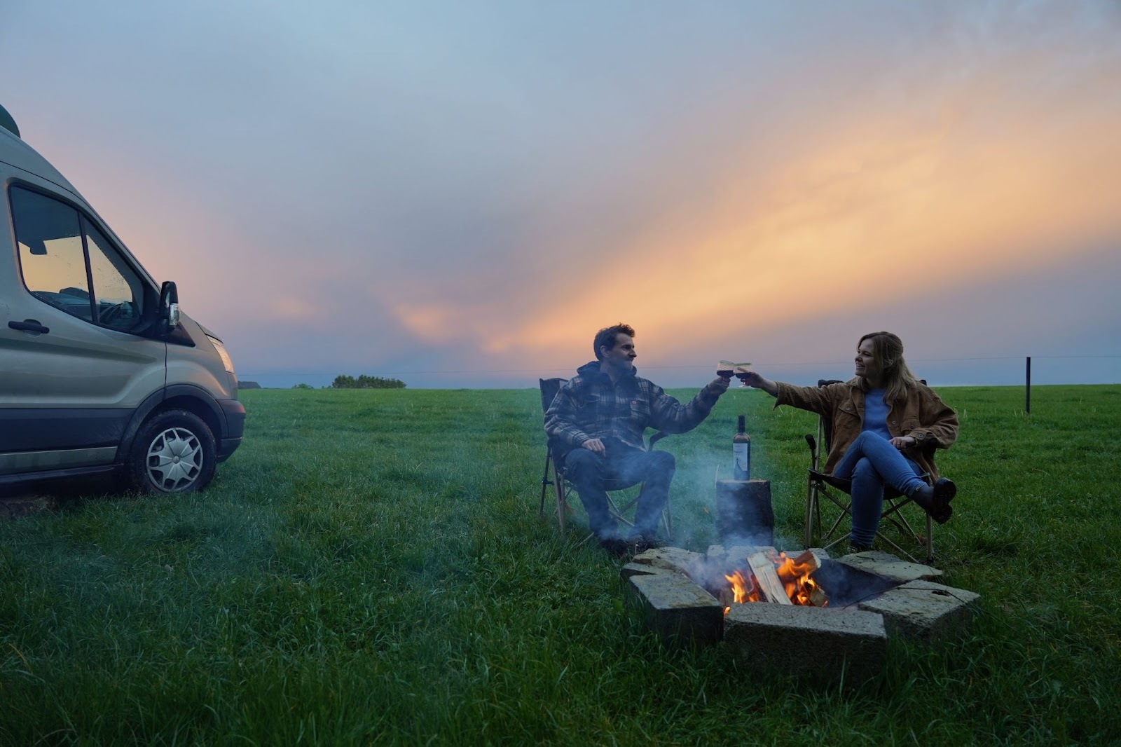 Where to go camping farm Belgium Campspace