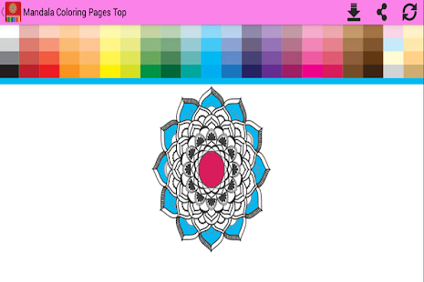 Mandala Coloring Pages Top Android Apps on Google Play