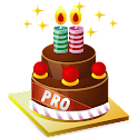 Birthday Wishes Images PRO icon