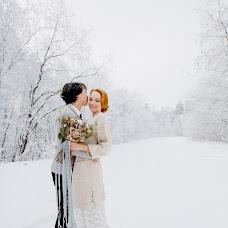 Wedding photographer Ayuna Gabagueva (Aiuna). Photo of 03.01.2017