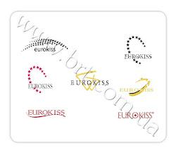 Photo: Варианты логотипа для компании Еврокисс (препараты для похудения)
