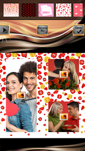 Valentine Day Photo Collage - náhled
