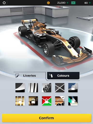 F1 Manager apkpoly screenshots 12