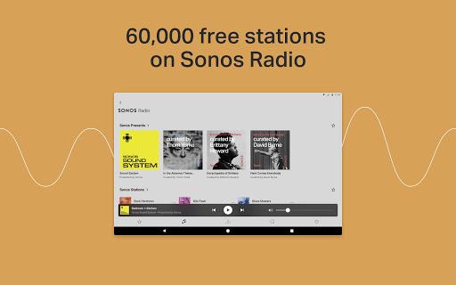 Sonos screenshot 11