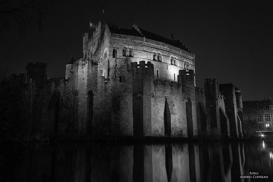 The Gravensteen by Andrei Codrean - Buildings & Architecture Public & Historical ( history, gent, gravensteen, belgium, castle, ghent,  )