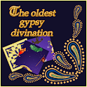 The oldest gypsy divination icon