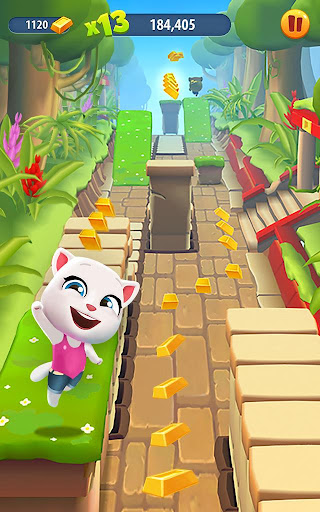 Talking Tom Gold Run for PC