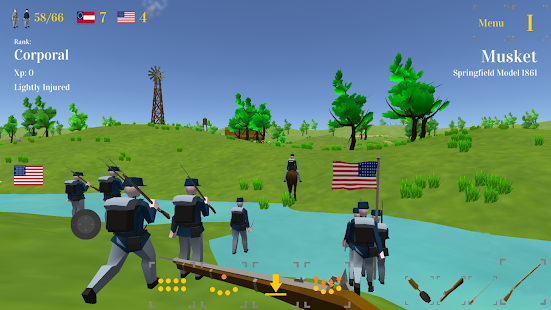 Battle of Vicksburg Screenshot
