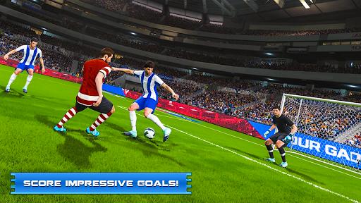 Real Soccer Match Tournament 2018 u26f9ufe0f (Final) 1.0 screenshots 3