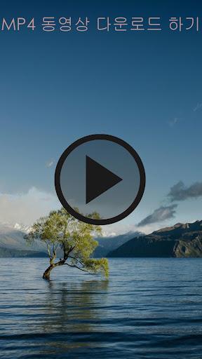 MP4 동영상 다운로드 하기