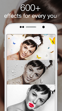 Photo Lab Gambar Editor FX APK screenshot thumbnail 3