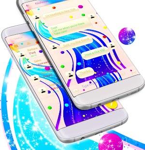 Zdarma 2017 Rainbow SMS Téma - náhled
