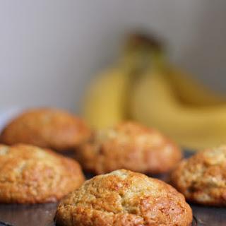 Everyday Banana Muffins.