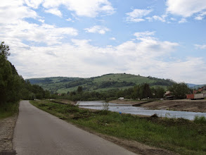Photo: 02.Rzeka Mszanka.