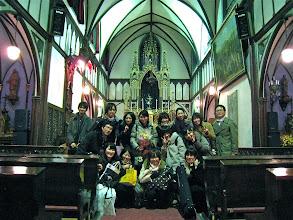 Photo: 国宝 大浦天主堂でのコンサート終演後♪