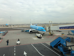 Photo: B737-800 KLM Pour Istanbul