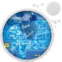 GO Keyboard Water World icon