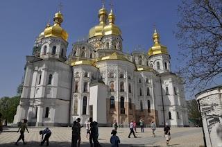 2012 - Kyjev - Kyjevskopečorský chrám