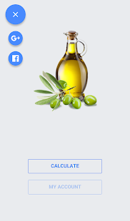 Olive Oil Production Tracker - náhled