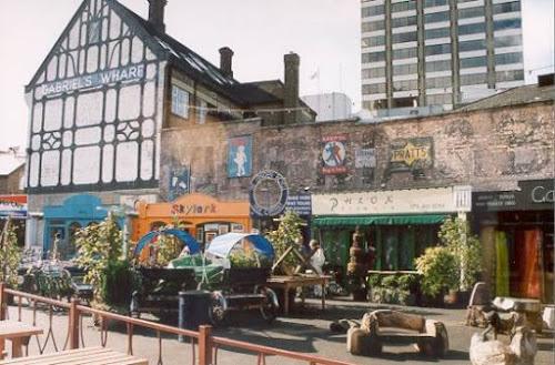 Photo Gabriel's Wharf