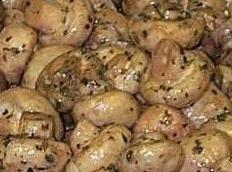 Marinated Mushrooms Recipe