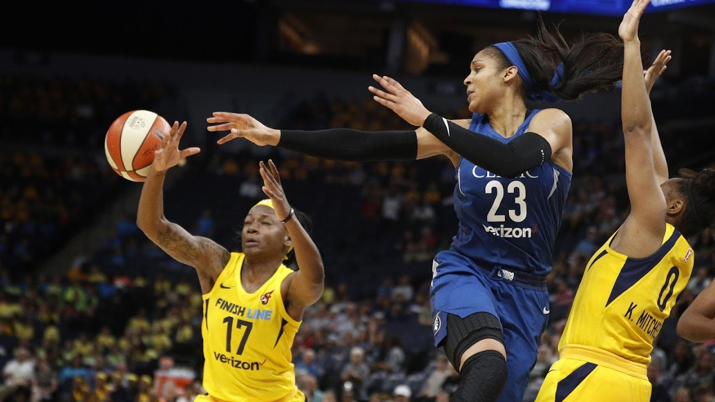 Watch WNBA All-Star Team Selection Special live
