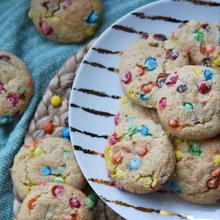 Vanilla Cake Mix Cookies Recipes.