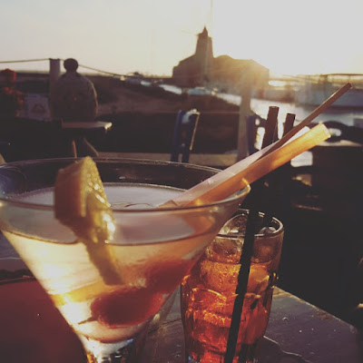 Che l'estate abbia inizio! 🍾 di Marco Mangiaracina