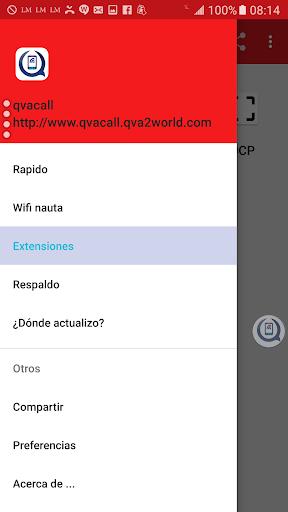 qvacall 2.1.2 screenshots 4