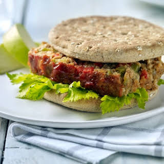Hannah's Meatloaf Sandwich.