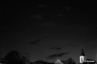 Photo: Abendhimmel, Julbach (Bayern)  PENTAX K-7 Beleuchtungszeit: 4 Sekunden, Blende: F/1.4, ISO-Geschwindigkeit: 100, Brennweite: 50.0 mm, Ursprüngliche(s) Datum/Zeit: 2011-10-18 19:17:57