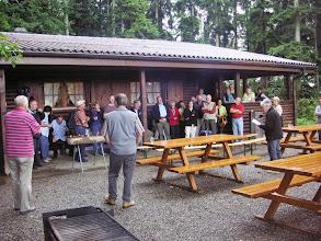 Photo: Erfreulich viele Gönnerinnen und Gönner sind zu diesem Anlass gekommen
