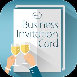 Download Formal Business Invitation Card Maker Apk Latest